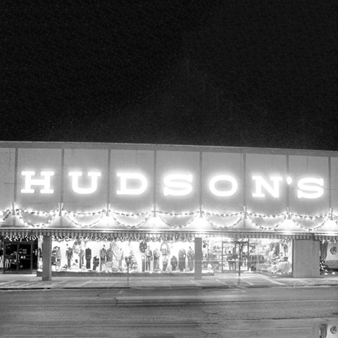 Hudson's prior to major renovation in 1960s