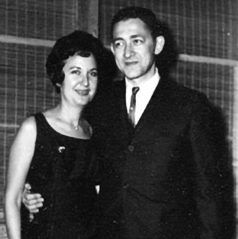 Sylvia and Maurice Helperin